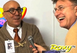 Antonino Sergi intervistato da Red Ronnie a Roxy Bar