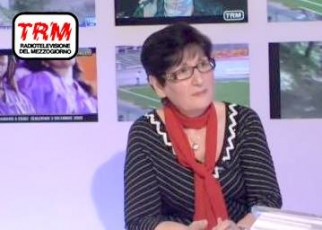 TRM TV intervista Antonia Dartizio