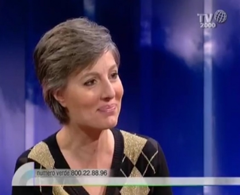 TV 2000 intervista Serena Benedetti