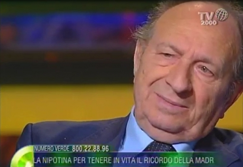 TV2000 intervista Angelo Giannone
