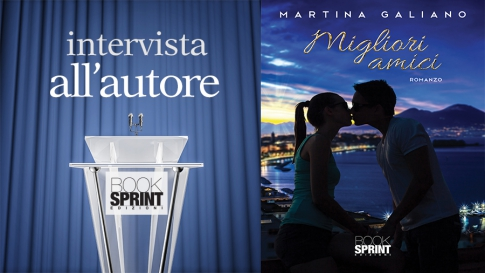Intervista all'autore - Martina Galiano