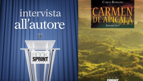 Intervista all'autore - Carlo Romano