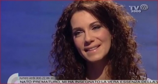 TV 2000 intervista Annalisa D'Apice