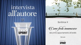 Intervista all'autore - Scrittrice X