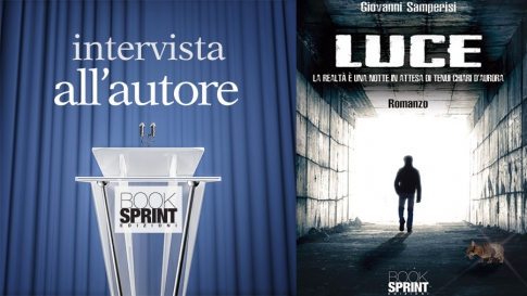 Intervista all'autore - Giovanni Samperisi