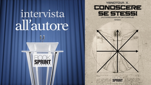 Intervista all'autore - 	 Ygnotova X
