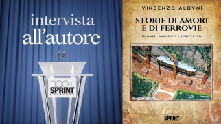 Intervista all'autore - Vincenzo Albyni